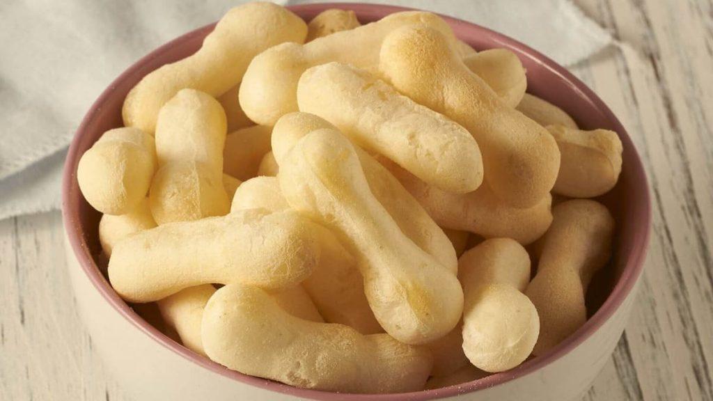 Biscoito de polvilho na airfryer