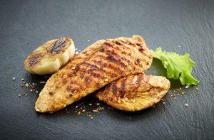 Filé de frango na airfryer
